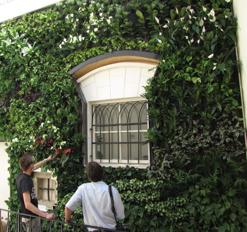 Zelená stěna greenwall – luxusní dominanta pro Váš interiér