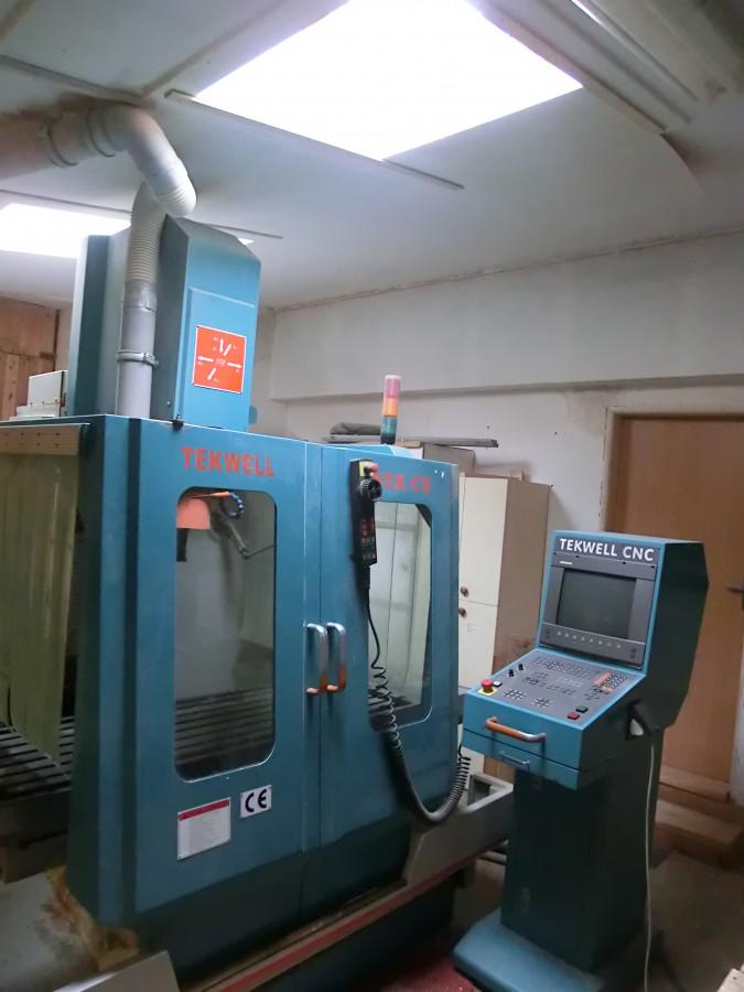 Obrábění na CNC strojích - pětiosé a tříosé CNC stroje - kvalitní práce od české firmy