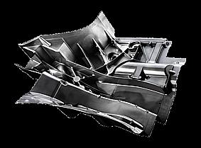 Tlakové lití, výroba tlakově litých komponentů a součástek pro průmysl