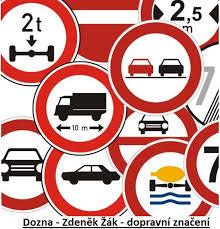 Přenosné a orientační dopravní značení České Budějovice