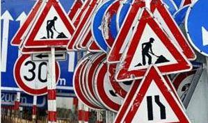 Přenosné dopravní značky