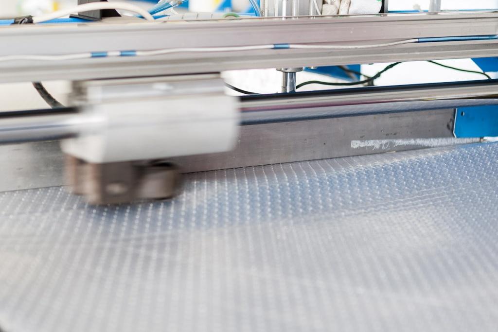 Výroba obalového materiálu