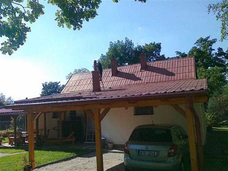 Vložkování komínů Ostrava, Opava