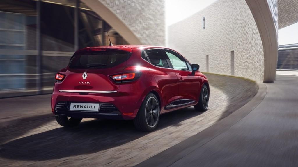 Nový Renault Clio, prodej Šumperk