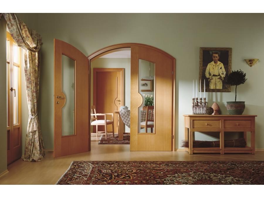 Dřevěné rámové lišty do dveří