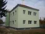 Zateplení fasády Třebíč, Vysočina