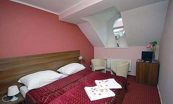 Hotel Colloseum TRANS LINK MANAGEMENT s.r.o. nabízí ubytování v centru Prahy