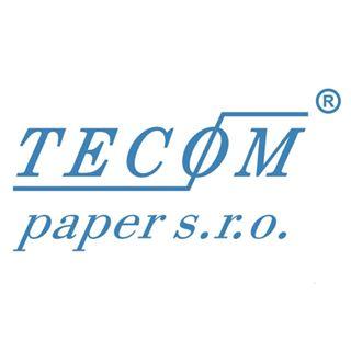 TECOM paper s.r.o. - samolepící etikety