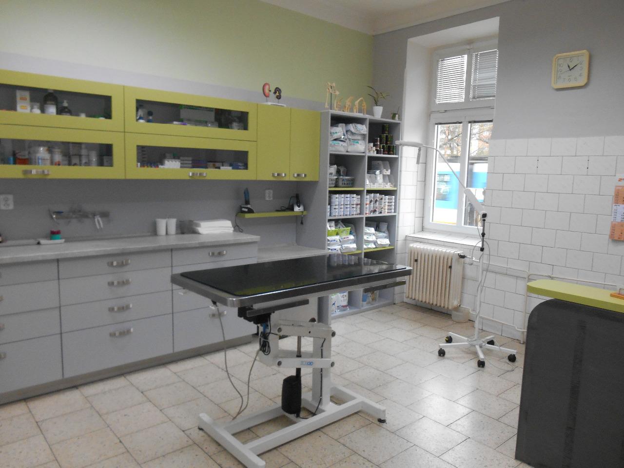 Veterinární ordinace pro drobná zvířata Moravská Ostrava, Mariánské Hory