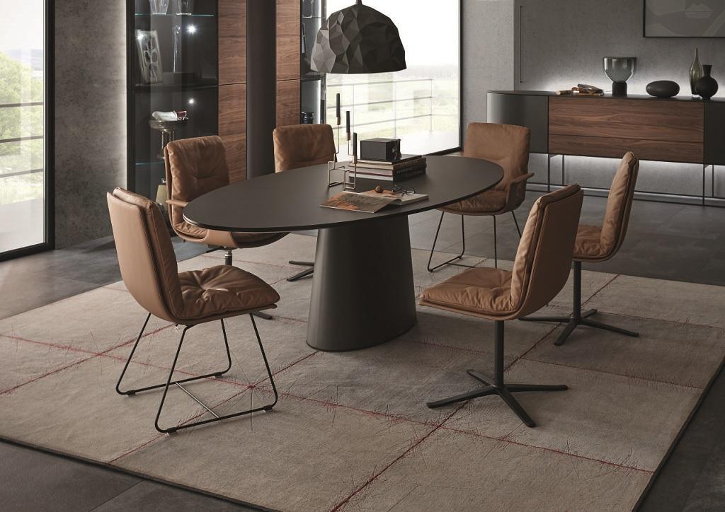 Luxusní jídelny - Hülsta & KOINOR Studio
