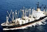 Námořní kontejnerová přeprava těžkých nákladů