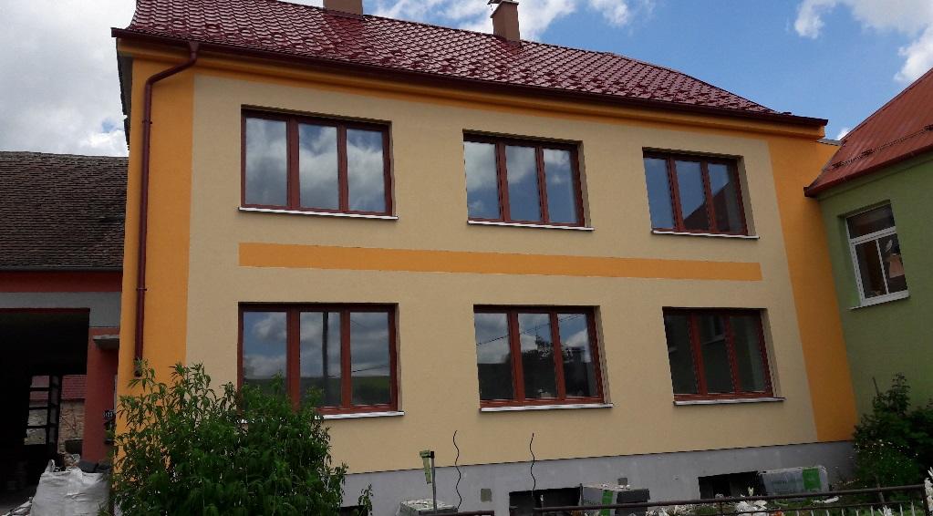 Stavba rodinných domů na klíč Třebíč, Náměšť nad Oslavou