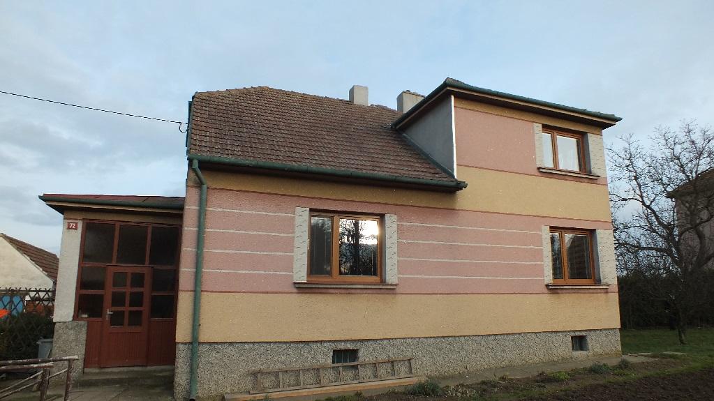 Rekonstrukce domů a bytů Třebíč, Náměšť nad Oslavou