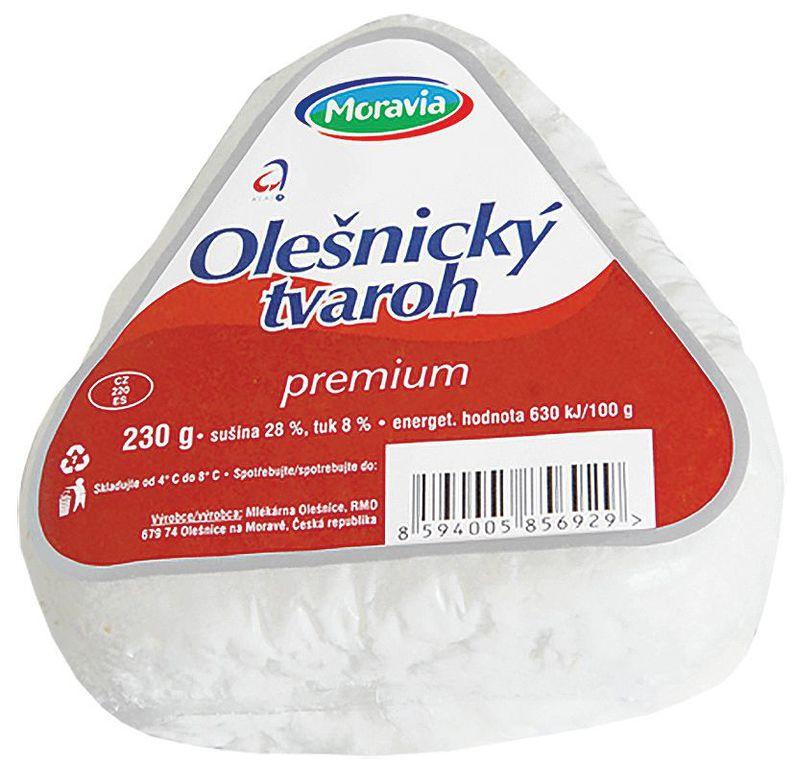 Mléčné výrobky od poctivých českých výrobců Znojmo