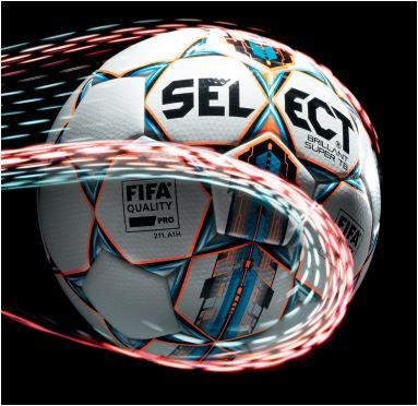 Eshop fotbalové míče Select - kvalitní tréninkové a zápasové míče