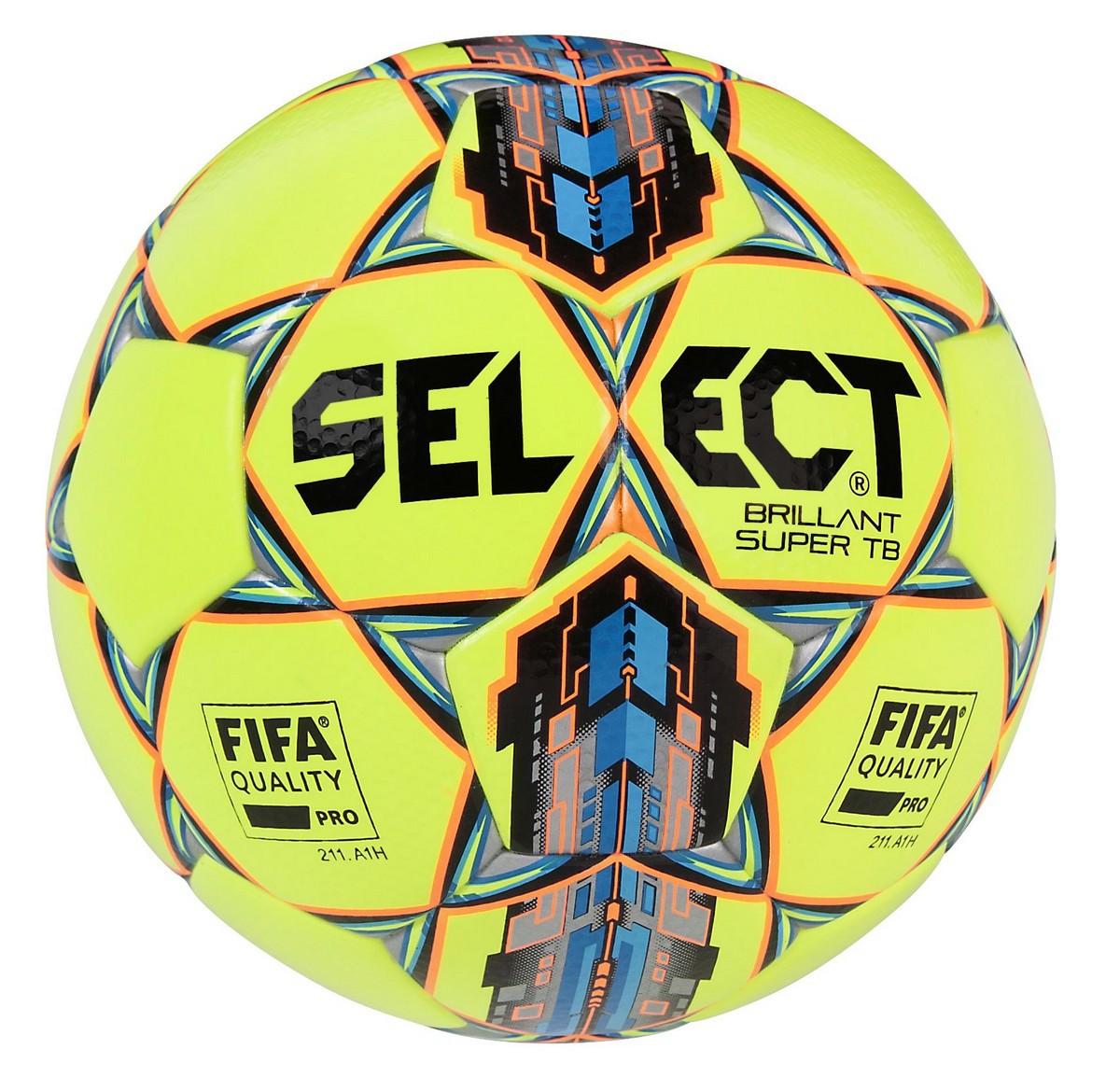 Tréninkové a zápasové míče Select