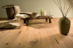 Dřevěné podlahy Uherské Hradiště - podlahové krytiny s pokládkou