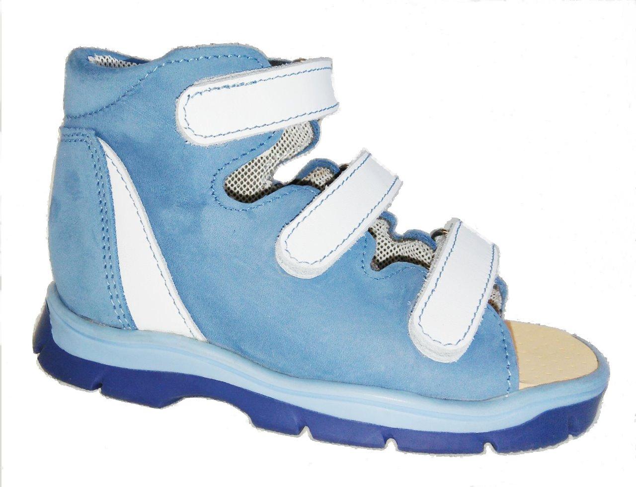 dětská ortopedická obuv - individuální výroba