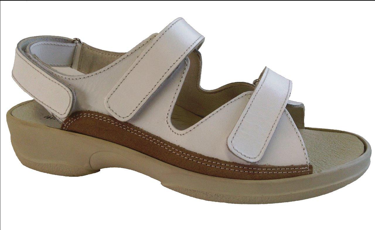 pracovní ortopedická obuv - sandále