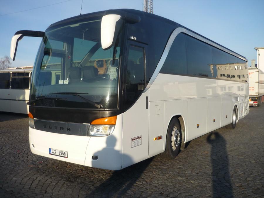 Vnitrostátní autobusová doprava Zlín
