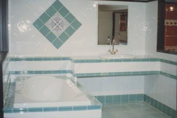 Obkladač, obložení koupelny, obklady vnitřní i venkovní, pokládka mozaiky, Praha