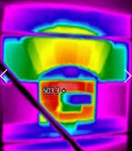 Termovize Teplice – tepelné audity budov