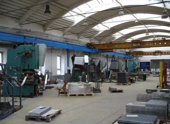 Výroba teplosměnných ploch, vodní chladiče, kondenzátory | Příbram