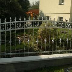 Zámečnické práce, vrata, brány, ploty, ocelové konstrukce, okres Opava