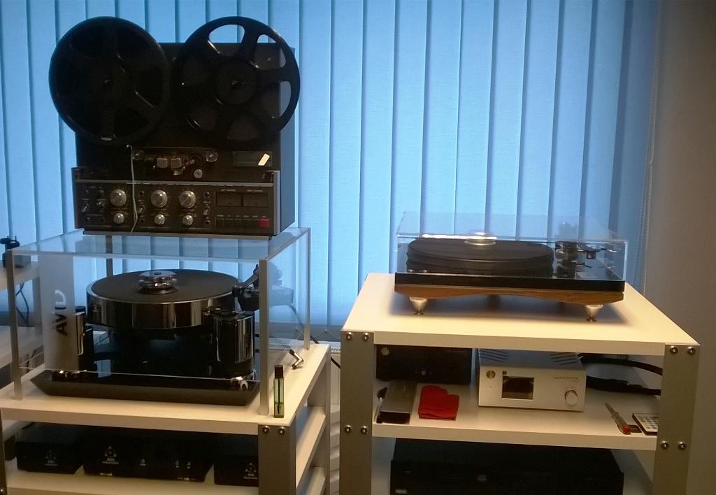 Gramofony Gold Note Opava - špičková kvalita, italská ruční výroba