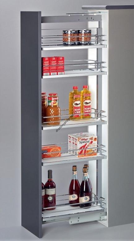 Drátěné stojany prodejní, košové, na letáky, výsuvné systémy do kuchyně - eshop