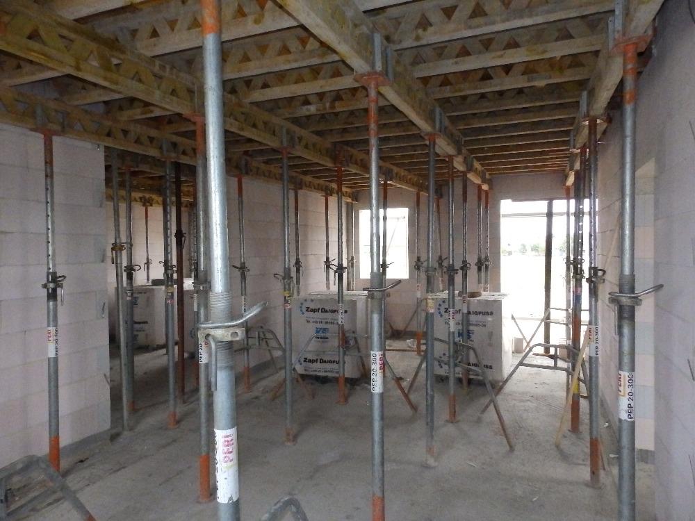 Stavební práce - realizace stropů Miroslav, Moravský Krumlov
