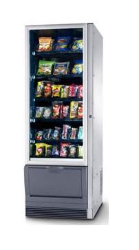 Automaty na jídlo
