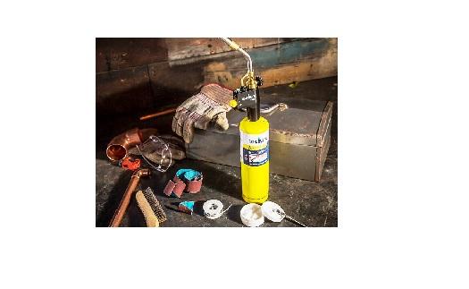 Mobilní plynové hořáky pro pájení mědi a dalších materiálů Opava