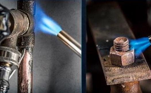 Mobilní plynové hořáky Opava - pro pájení mědi a dalších materiálů