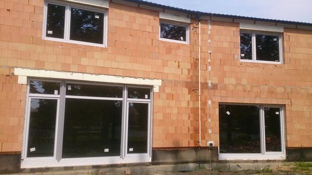 Montáž dveří od českého výrobce Olomouc