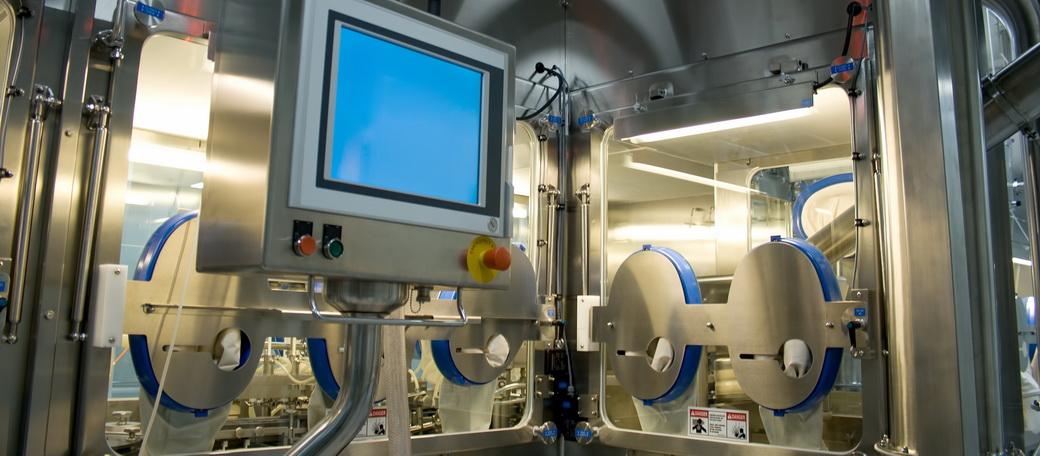 Výstavba farmaceutických provozoven
