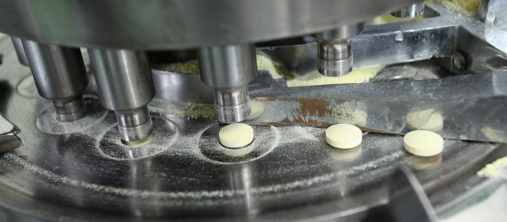 Výstavba farmaceutických provozoven včetně dodání zařízení