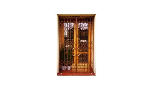 Bezpečnostní okenice