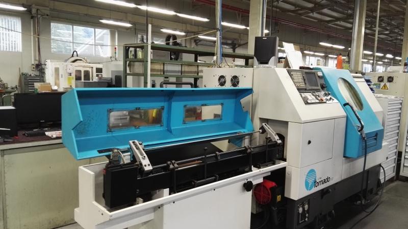 Zakázkové CNC obrábění kovů