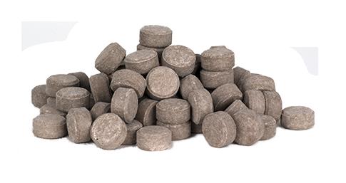 Slowly release fertilizers in tablets - production in the Czech Republic
