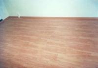 Podlahářské práce, pokládka plovoucích podlah, laminátových, dřevěných, Praha 8