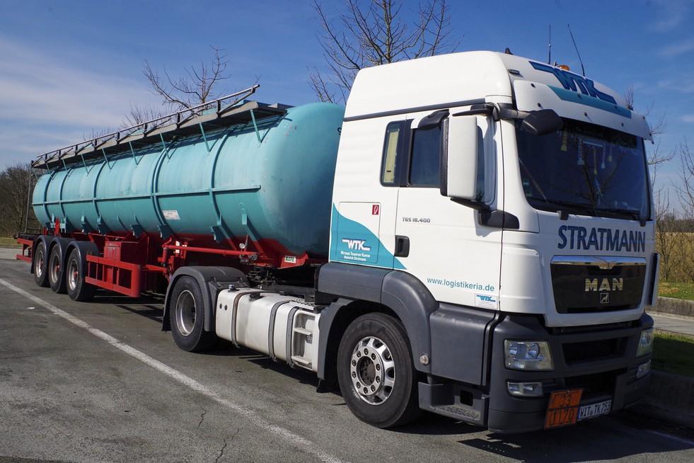 Cisternová přeprava nebezpečných nebo toxických kapalin a chemikálií - cisterny ADR