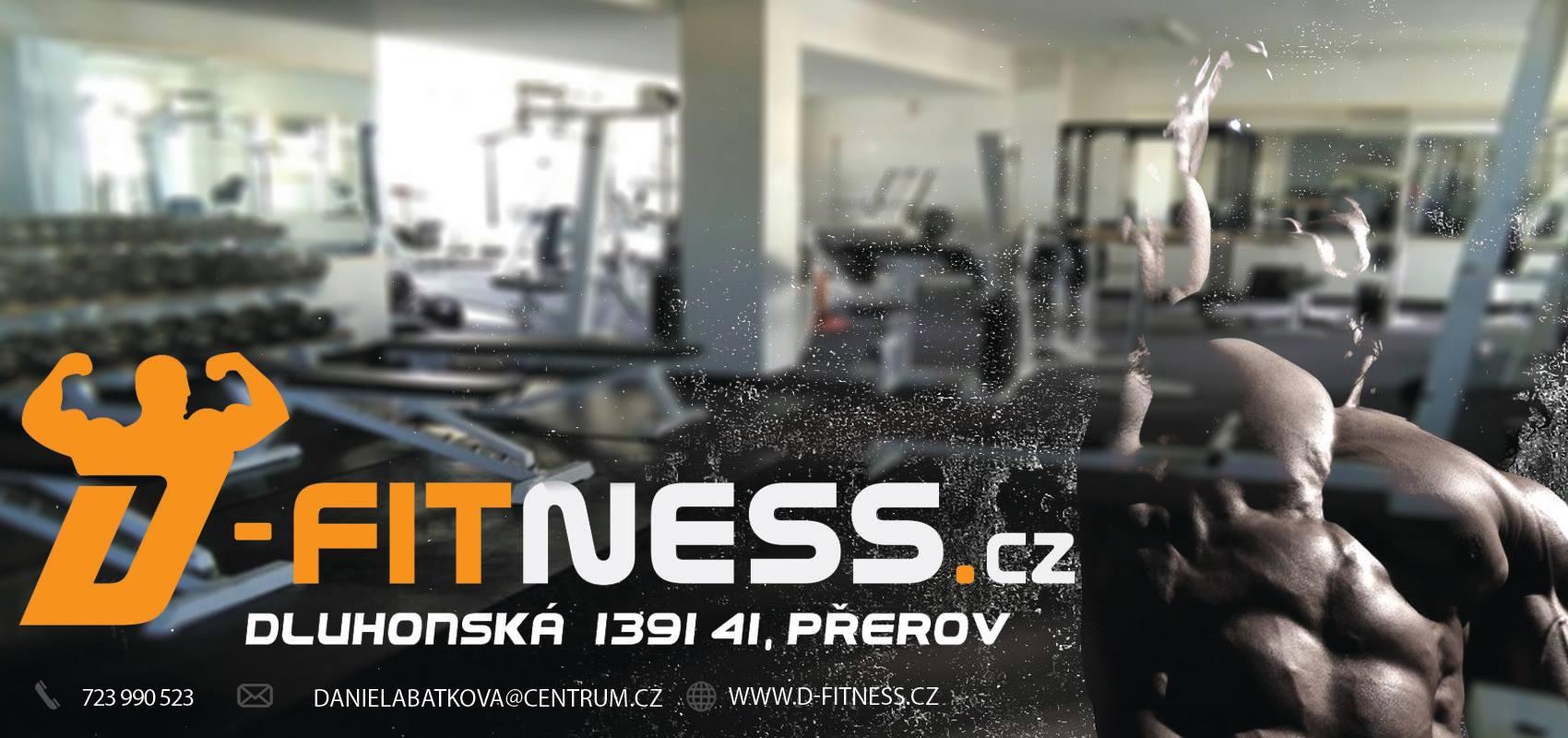 Fitness centrum D-fitness
