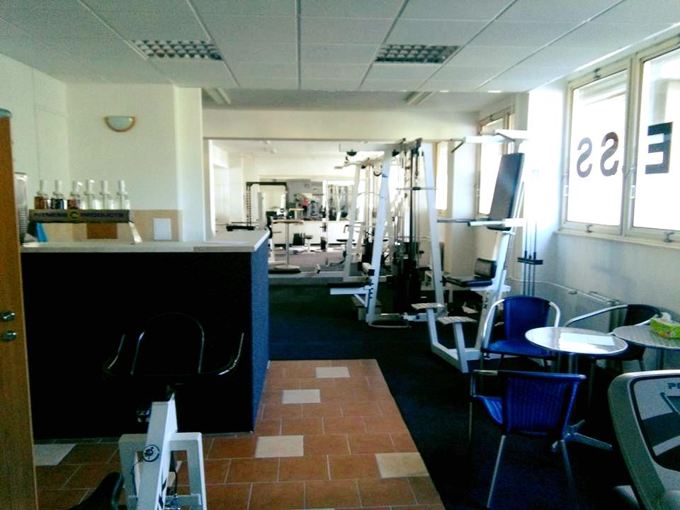 fitness centrum Přerov