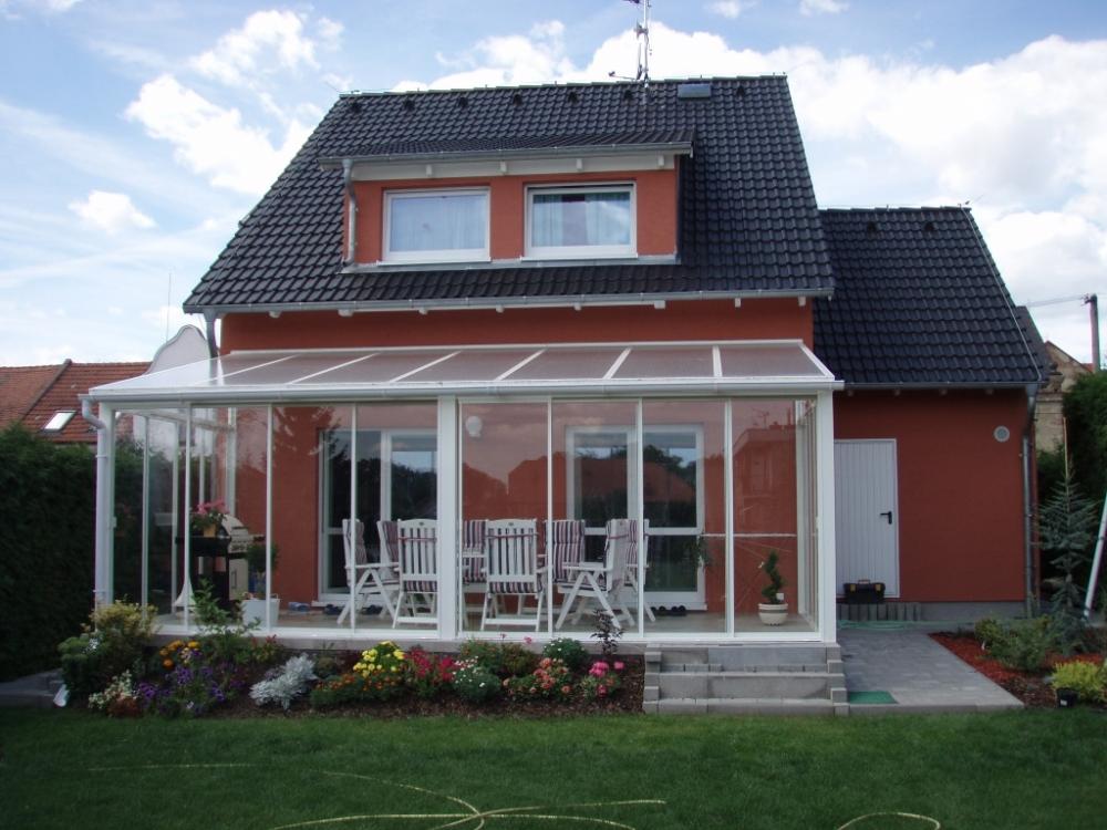 Kvalitní zastřešení teras nebo balkónu či lodžie