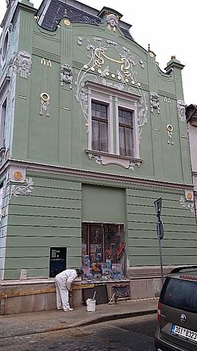 Ekostarmont, s.r.o., zateplení rodinných a bytových domů, historických budov