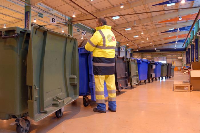 Outsourcing odpadového hospodářství – recyklace a optimalizace odpadů