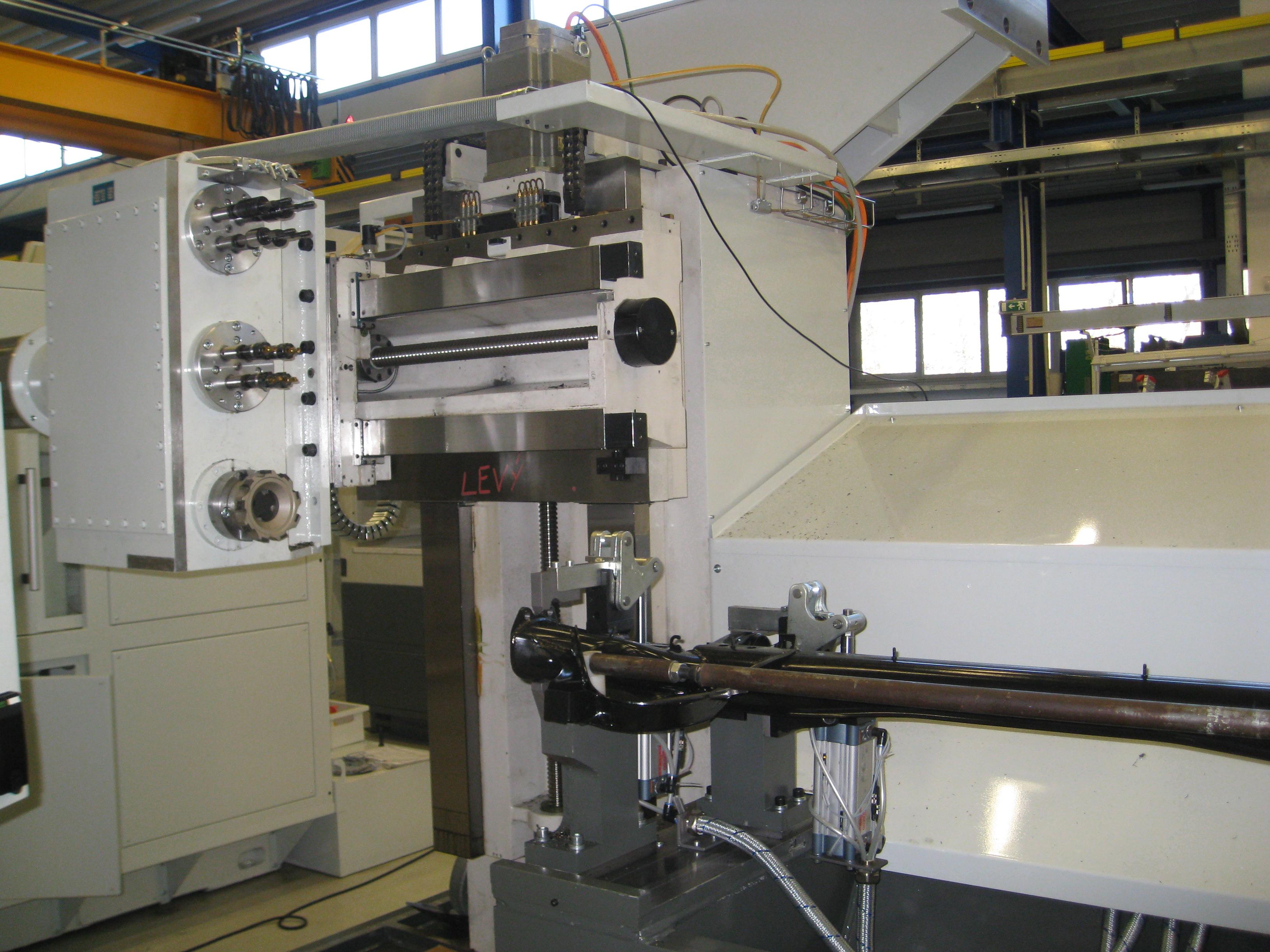 Jednoúčelové stroje a zařízení, převodovky