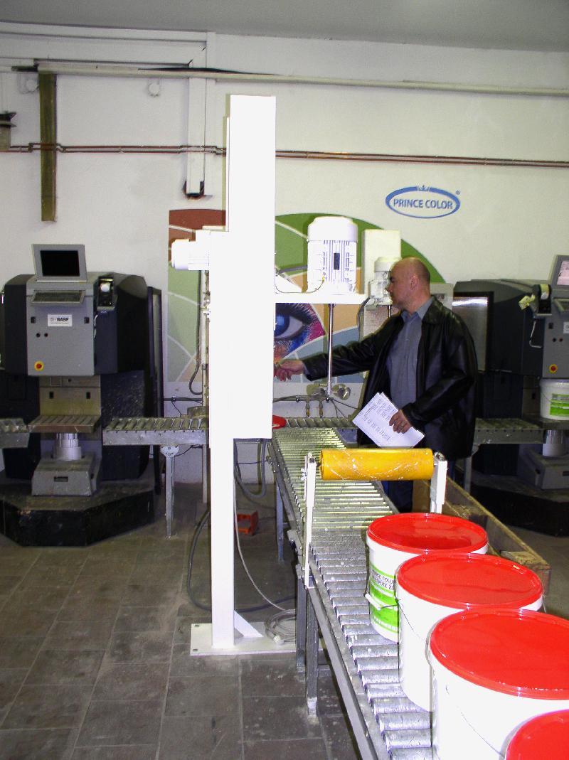 Výroba jednoúčelových strojů a zařízení, převodovky