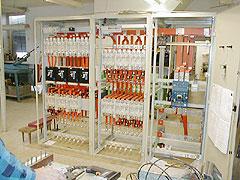 Výroba rozvaděčů elektroinstalace revize prodej elektromateriálu